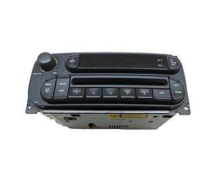 Rádio Cd Player Chrysler Caravan 2002/2007 Orig. P05091506AG