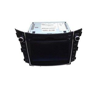Central Multimidia Hyundai I30 2015 Original LAN1050EHGD