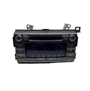 Rádio CD Player Toyota Rav-4 2013/2015 Original 8612042450