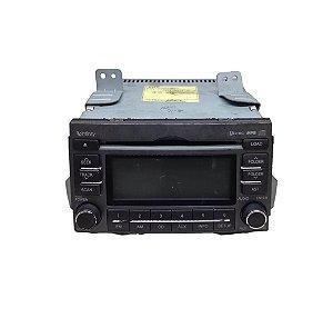 Radio CD Player Hyundai Azera 2011 Original 961953L500AM3G