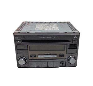Rádio CD Player Mitsubishi Pajero Sport Airtrek CA540487
