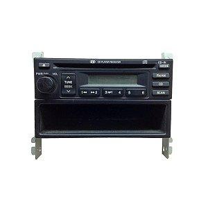 Rádio Som CD Player Hyundai Tucson 2007/2009 961602E101