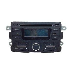 Rádio CD Player Renault Logan 2012 281157299R