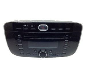 Rádio Som Fiat Punto 2013/17 1002003360