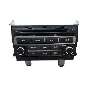 Rádio CD Player Hyundai Azera 2015 Original MTXH500HGPEBR