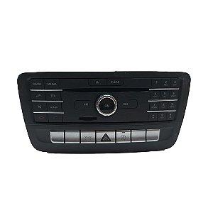 Rádio CD Player Mercedes CLA 220 A160 Original A2469005619