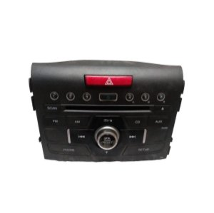 Rádio Multimídia Honda CRV 2012/2014 39100T0AA320