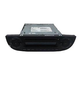 Rádio CD Player Fiat 500 2007/2012 Original 1RZ26JXWAG