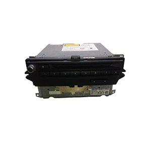 Radio CD Player BMW X1 E84 2008 Original 65129283428