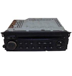 Radio CD Player Citroen XSARA PICASSO 2003 Orig. 96489437XT