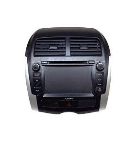 Central Multimídia Mitsubishi Asx 2012 Original CA182A