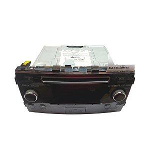 Rádio CD/Som Toyota Hilux 2014 861200K821