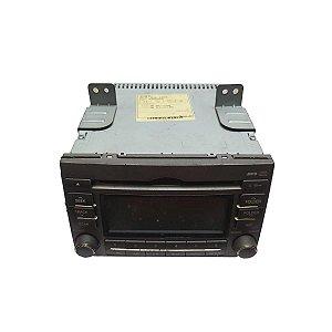 Rádio Hyundai Azera 2008/2009 961853L5003G