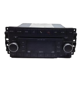 Rádio CD Player Dodge Journey 2007/2010 Original 05064950ac