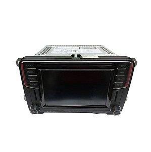 Rádio Multimídia VW Gol Fox Jetta Spacefox Tiguan 5C0035680D