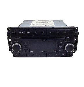 Radio CD Player Dodge Chrysler Jeep 2008/2010 05064940AD