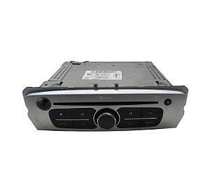 Rádio MP3 Bluetooth Renault Captur I 2017 10R0411174