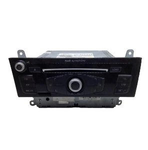 Radio CD Player Audi A4 2008/2016 Original 8R1035195B