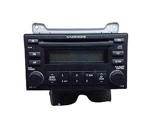 Radio CD Player Kia Carnival 2007/2008 Original 961404D100VA