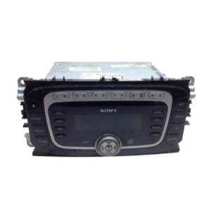 Rádio Som Ford Focus 2008/2013 VP6M2F18C821AG