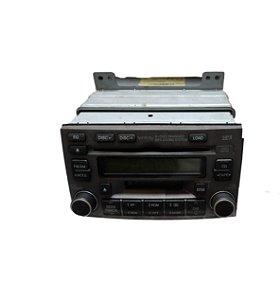 Radio CD Player Hyundai Azera 2008 Original 961903L501B9