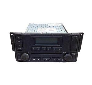 Rádio Comando Som Range Rover Sport 2007 AH5218C815BB