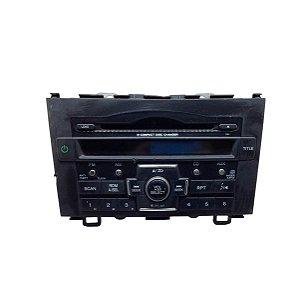 Radio CD Player Honda CRV 2008/2014 Original 39100SWAC011