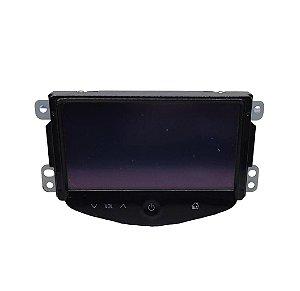 Central Multimidia Chevrolet Tracker 2014 Original 95416218
