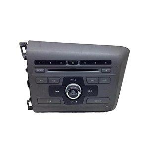 Radio CD Player Honda Civic G9 2012/2016 Origina 39100TR0A21