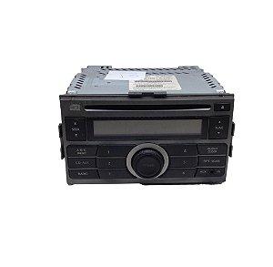 Rádio Cd Player Nissan Sentra 2007/2008 Original 28185et000