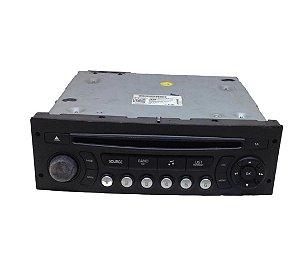 Radio CD Player Citroen C3 II 2012 Original 98016070XT01