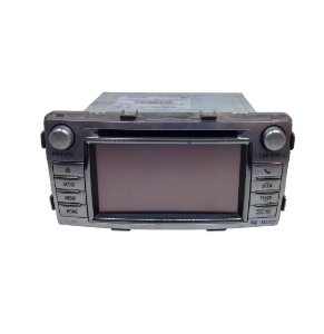 Central Multimidia Toyota Hilux SW4 2012/2015 861000K061
