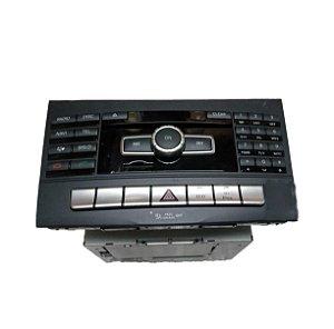 Radio CD Player Mercedes E250 W212 2015 Original A2129005327