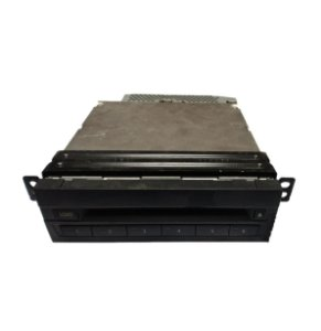 Radio CD Player Mini R56 Clubman R55 Cabrio R57 65129177118