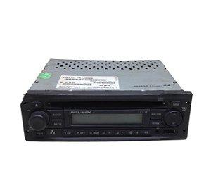 Rádio MP3 Clarion Mitsubishi Triton L200 7H3314MB