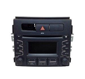 Rádio CD Player Kia Soul 1.6 2011/2014 961702K700WK
