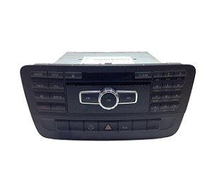 Rádio CD Mercedes Benz B-Class 2012 A2469000807