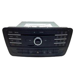 Rádio/Leitor CD Mercedes Benz A-Class W176 2015 A2469009916