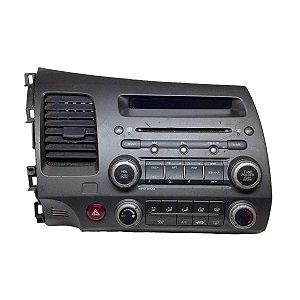 Rádio CD Player Honda Civic 1.8 2007/2008 39100SNJM00