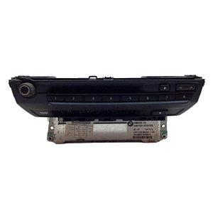 Radio CD Player BMW X5 E70 2006/2013 Original 65839147618