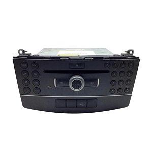 Rádio CD Mercedes Benz C-Class (W204) Saloon 08 A2049068901