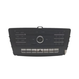 Rádio Mercedes Benz GLS X166 2018 A1669005620