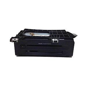 Rádio Calculadora Central Audi A4 Q6 8W0035824A