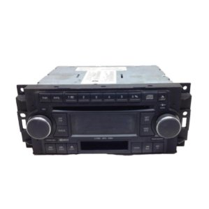 Rádio CD Chrysler Dodge RAK 2005/2009 P05064032AK