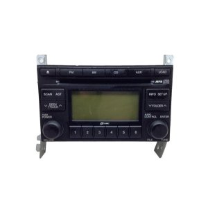 Radio CD Player Hyundai Tucson 2006/2009 Orig. 961752E211