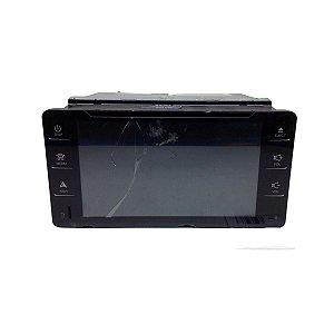 Rádio Multimídia Mitsubishi Outlander 2014 CA541799