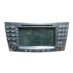 Radio CD Player Mercedes CLS W219 Original A2118704789