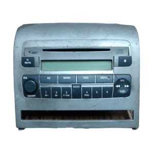 Radio CD Player Fiat Palio Siena Idea Origina VP70FF18C939JD