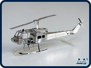 Miniatura Helicóptero Bell UH-1 Heuy - Edição limitada