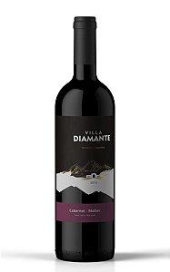 Vinho Tinto Villa Diamante Bivarietal Cab. Sauvignon/Malbec 750ml